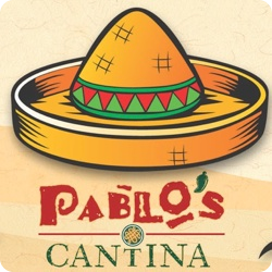 logo for pablos cantina